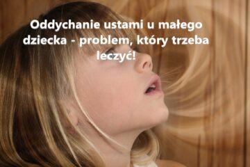 Oddychanie ustami - LogoPatka